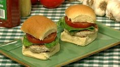 Turkey Sliders Recipe | The Chew - ABC.com