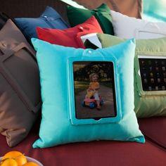 Outdoor Tablet Pillow.