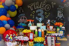 Festa Palavra Cantada: lindas inspirações para uma alegre e colorida festa com o tema palavra cantada. Ideias que você pode reproduzir. Birthday Cake, Bento, Desserts, Food, Diy Home, Colorful, Globe Decor, Weddings, Decorations
