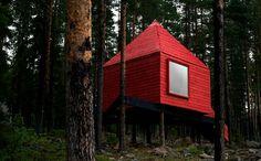 Treehotel...Sleep in Nature!
