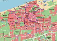 Wijken in Den Haag.