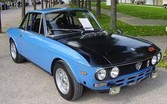 Lancia Fulvia Sport Rally 1600HF