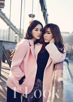 2015.01, 1st Look, Davichi, Kang Minkyung, Lee Haeri