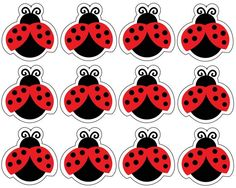 #ladybugs Diy And Crafts, Crafts For Kids, Paper Crafts, Miraculous Ladybug Party, Ladybug Crafts, Class Decoration, Love Bugs, Classroom Decor, Art For Kids