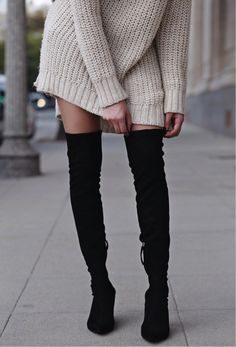 The 8 Boots Every Woman Should Own This Winter | http://www.hercampus.com/school/wilfrid-laurier/8-boots-every-woman-should-own-winter
