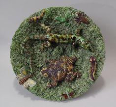 toad majolica - Google Search