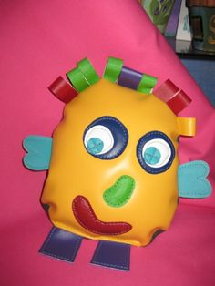 Funny Face Puppet