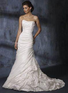 Mermaid Wedding Dresses!