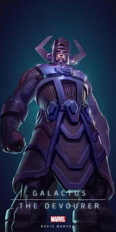 Galactus devaror of worlds