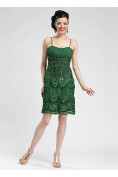 Emerald Forest Princess Dress N3365: Buy Sue Wong Dresses at the WS