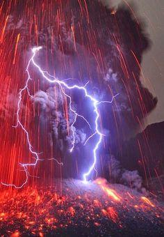 Natural Eruption