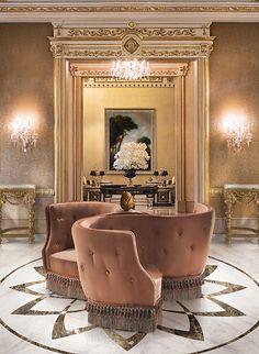 Luxury and elegant living room furniture MAGDA sofa MAGDA