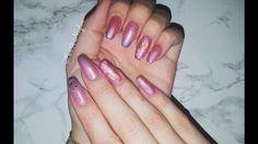 Gelénaglar - Thermo Metallic Lila-Rosa