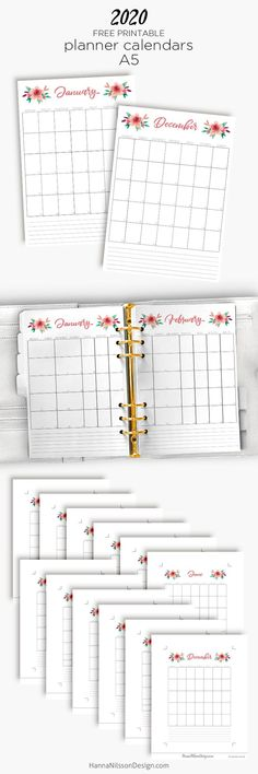 Wonderful Free of Charge 2020 calendar yearly Style It's correct that will up to date chosen lifestyle tendency makes folks come to be too busy. Free Printable Calendar, Printable Planner, Planner Stickers, Free Printables, Yearly Calendar, Photo Calendar, Calendar 2020, Bujo, Planner Tips