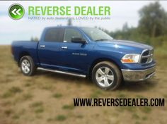 2011 DODGE RAM 1500. Gorgeous Electric blue 4X4, well cared for with low km this truck is in great condition!  Powerful and fuel efficient 4.7 V8 with Tow Package, rear sliding back window, cruise, A/C and much more.  If you want a quality Pre-owned truck at an incredible price Call/Text or Email to book an appointment today!  $22,500 (403) 896-3749 Dodge Ram 1500, Electric Blue, Used Cars, 4x4, Cruise, Window, The Incredibles, Trucks, Book