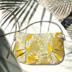 Liberty bags at Brontibay Paris available this week on www.brontibay.com  #madeinfrance #libertybags #libertyprints #sunflower prints  #printtrends2015
