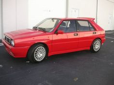 Learn more about 25 Year Rule: 1989 Lancia Delta HF Integrale in Florida on Bring a Trailer, the home of the best vintage and classic cars online. Lancia Delta, Classic Cars Online, Car Ins, Old Cars, Vintage Cars, Dream Cars, Transportation, Automobile, Restoration