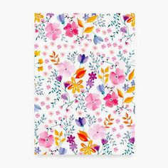 Notebook journal diary gift floral A6 handmade by SoniaCavallini | https://www.etsy.com/listing/228180954/notebook-journal-diary-gift-floral-a6?ref=related-2