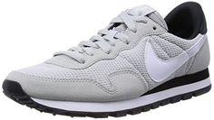 quite nice 60387 b5607 Nike Women Air Pegasus 83 Walking Shoe,Grey Mist Black White,9 B M US