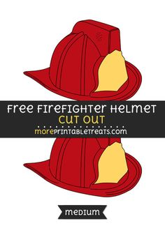 Phenomenal 473 Best Fireman Printables Images Cut Outs Firefighter Download Free Architecture Designs Scobabritishbridgeorg