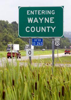 Wayne County Ohio