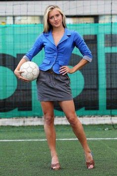 tihana nemcic entraineur de foot la plus sexy 3   Tihana Nemcic entraîneur de foot la plus sexy   Tihana Nemcic sexy record du monde photo image foot entraineur croatie coach
