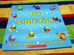 1000 images about ocean theme for kids on pinterest for One fish two fish read aloud