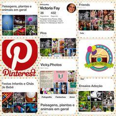 Voçê conhece o Pinterest ?  Precisa de alguma idéia ou procura um tutorial especifico ? Decoração, Gastronomia, Frases etc ... Pinterest é uma rede social de compartilhamento de fotos. Assemelha-se a um quadro de inspirações, onde os usuários podem compartilhar e gerenciar imagens temáticas, como de jogos, de hobbies, de roupas, de perfumes, etc. Cada usuário pode compartilhar suas imagens, recompartilhar as de outros utilizadores e colocá-las em suas coleções ou quadros (boards), além de…