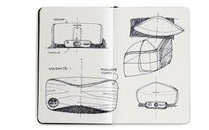 marantz Consolette doca alto-falante sem fio por Feiz estúdio de design