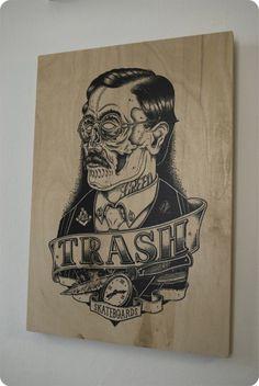 FYI Monday Philipp Lemm Trash Wood
