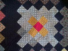 quiltsbycheri: granny square block......