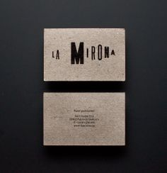 La Mirona - maumorgo