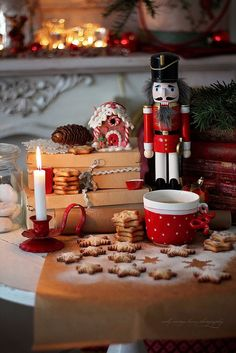 nelly vintage home: Christmas Cookies