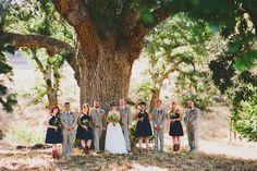 Coisas da Lívia: casamento rústico