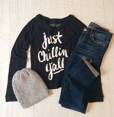 Cute classy ootd inspiration winter fall sweater weather follow for more outfits aeropostale