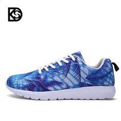 78c33974c616 KSD Lovers Sport Pantofi de alergat Pantofi sport atletic Bărbați Femei  Jogging Gumshoe KPU Cupluri Pantofi fluorescenți verzi