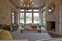 Screened Porch Charm