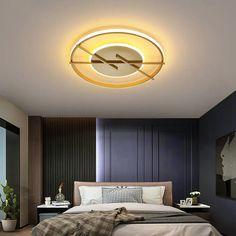 Egy igazán különleges és egyedi darabot hoztunk el nektek a mennyezeti lámpák világából. Mind a modern, mind a skandináv stílusú otthonok kiváló kiegészítője lehet, de bizonyos esetekben a klasszikus enteriőrbe is beilleszthető. Ceiling Lights, Lighting, Modern, Home Decor, Trendy Tree, Decoration Home, Room Decor, Lights, Outdoor Ceiling Lights