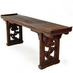 Chinese Altar Table image 2