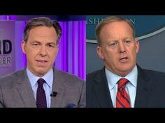 Tapper to Spicer: Visit the Holocaust Museum - YouTube