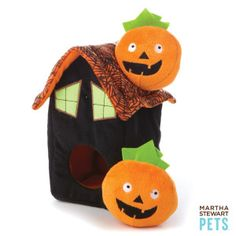 Martha Stewart Pets™ Halloween Haunted House Dog Toy - PetSmart