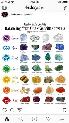 Hubble's Contribution To Modern Astronomy Chakra Crystals, Crystals Minerals, Rocks And Minerals, Crystals And Gemstones, Stones And Crystals, Les Chakras, Crystal Guide, Crystal Meanings, Gemstones Meanings