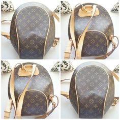 LOUISVUITTON BAG Kinda Dirty Inside . Not Authentic Bags