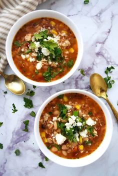 39 Cheap Dinner Ideas To Help You Stick To Your Budget— Quick & Easy Dinner Recipes Cheap Family Meals, Healthy Family Dinners, Cheap Easy Meals, Cheap Dinners, Chili Recipes, Soup Recipes, Easy Delicious Dinner Recipes, Delicious Food