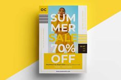 Fashion Flyer by micromove on Envato Elements New Flyer, Sale Flyer, Corporate Flyer, Real Estate Flyer Template, Business Flyer Templates, Indesign Templates, Brochure Template, Creation Flyer, Advertisement Template