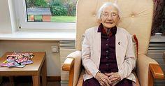 The oldest woman in Scotland reveals secret to long life is porridge, exercise… and avoiding men.