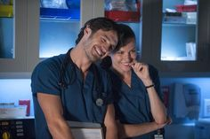 The Night Shift - Season 1 Episode Still Night Shift Show, The Night Shift Cast, Hot Actors, Actors & Actresses, Medical Drama, Man Crush, Season 1, Favorite Tv Shows, Cute Couples