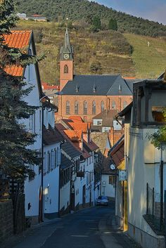 Sankt Martin, Germany by Bibendum41, via Flickr
