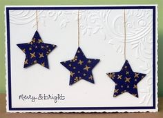 little stars  card collection .   .   .   .   .   docrafts.com