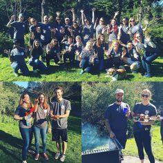 A peek at the Sama offsite last week in San Francisco's Golden Gate Park. The team that BBQs together stays together  #Samasource #Samaschool #Samafun